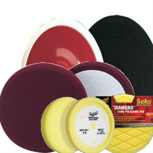 Polishing & Compounding Pads & Accessories